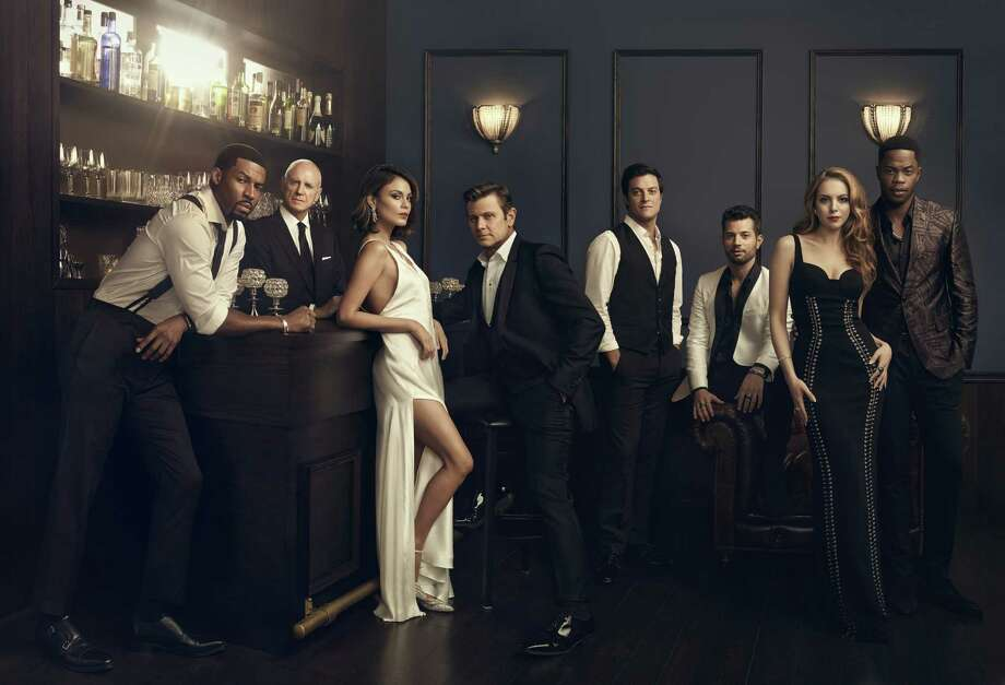 The much more diverse 'Dynasty' cast, which bows Wednesday on The CW. Photo: Art Streiber/The CW, STR / �© 2017 The CW Network, LLC. All Rights Reserved.