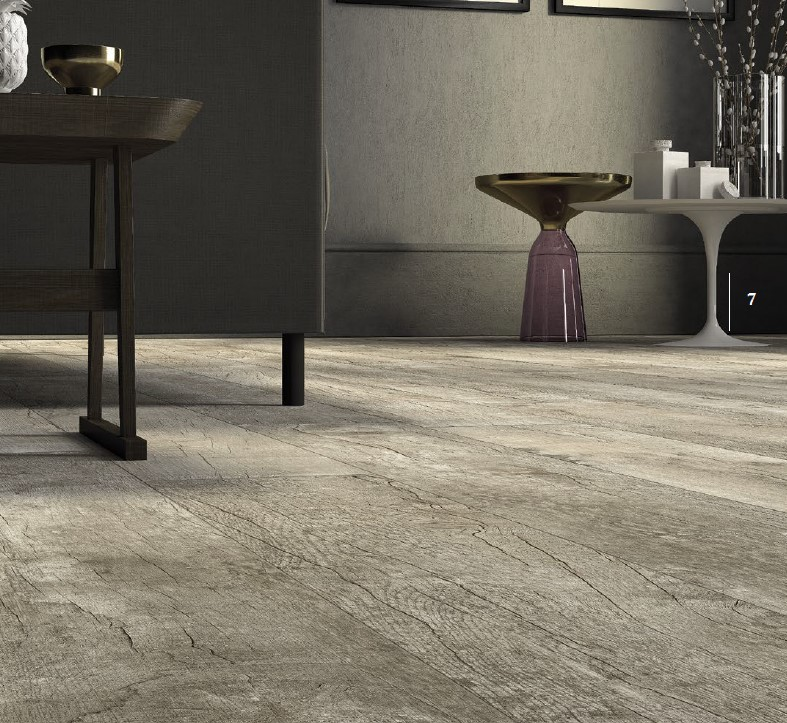 I Like The Floor Tile Color Style: This Will Floor You: Porcelain Tile That Looks Like Wood