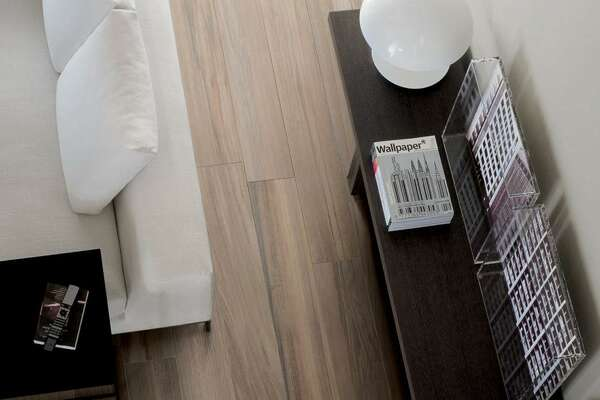 This Will Floor You Porcelain Tile That Looks Like Wood Is Trending