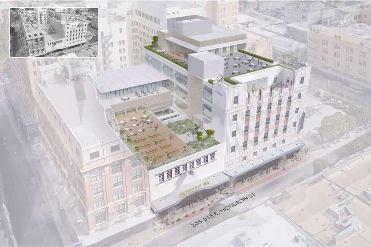 GrayStreet Partners announced plans in July 2016 to turn the Kress building and the former children's museum on Houston Street into a retail and office hub, with about 80,000 square feet of office space and a food hall.