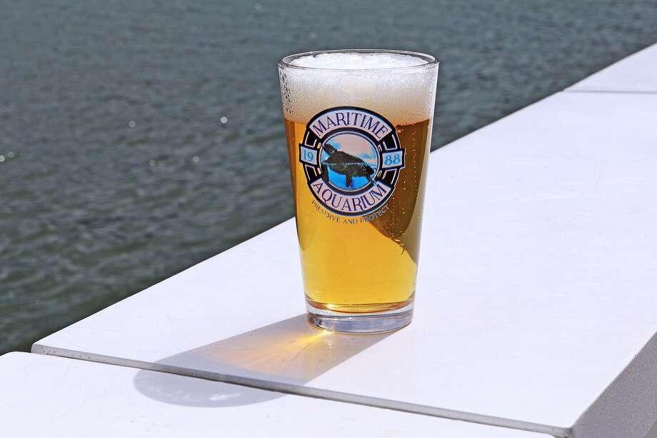 The beer-tasting cruises take place Saturdays in October. Photo: Contributed / Maritime Aquarium