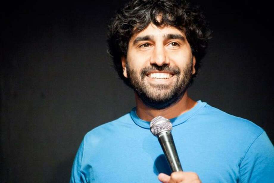 Anthony DeVito headlines at the Fairfield Comedy Club on Saturday, Oct. 14. Photo: Mindy Tucker / Contributed Photo