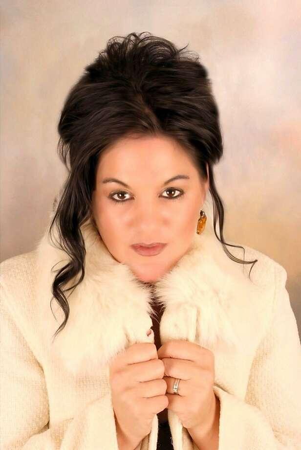 "Soprano Christina Major sings the title role in Bellini's ""Norma."" Photo: Christina Major"