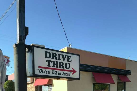 The oldest continuously operating Dairy Queen in Texas is in Henderson.