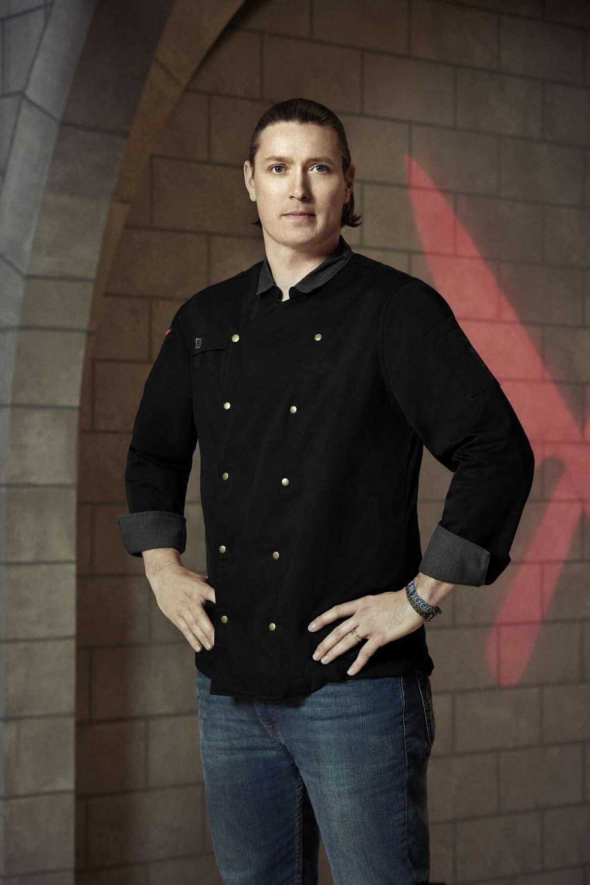 San Antonio chef Jason Dady competed in an episode of