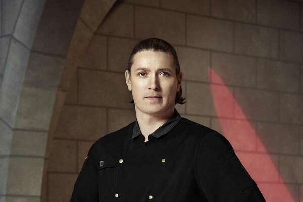 """San Antonio chef Jason Dady, a celebrity in his own right, competed n """"Iron Chef Gauntlet,"""" Season 1."""