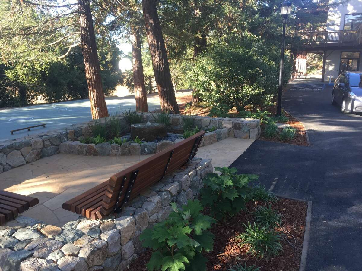 The dumpster abutting the spot on Stanford's campus where swimmer and then-freshman Brock Turner assaulted an unconscious girl in 2015 has been replaced with a commemorative park that will soon house a plaque inscribed with the victim's words describing the assault's impact on her, according to the professor who pushed for its installation.