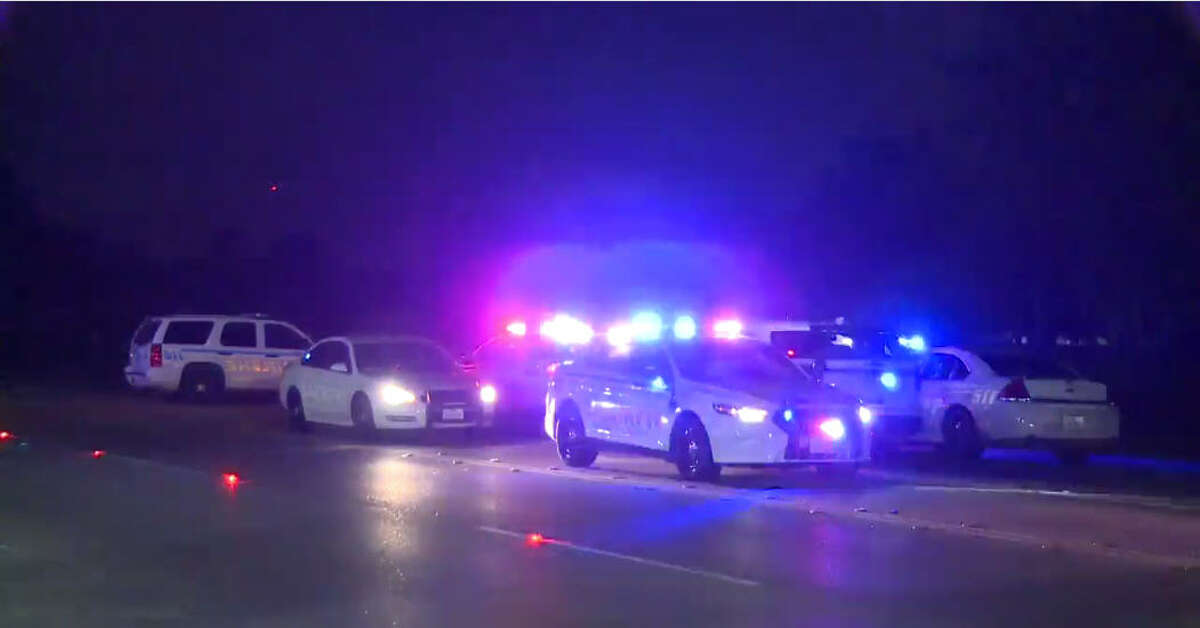 A pedestrian was fatally his by a car early Saturday morning on the block 10400 Veteran's Memorial.
