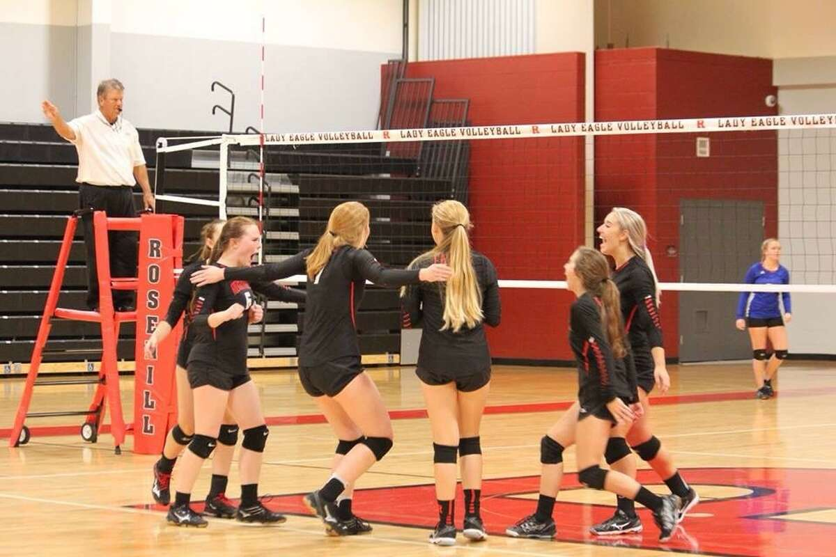 The Tomball Rosehill Christian volleyball team made the playoffs last season, but their stay was short-lived.They�'re looking to stick around a while this time.The 2017 TAPPS volleyball playoffs tip off Friday, Oct. 27. The team celebrated after defeatingPasadena First Baptist in five sets Oct. 5, at Rosehill.