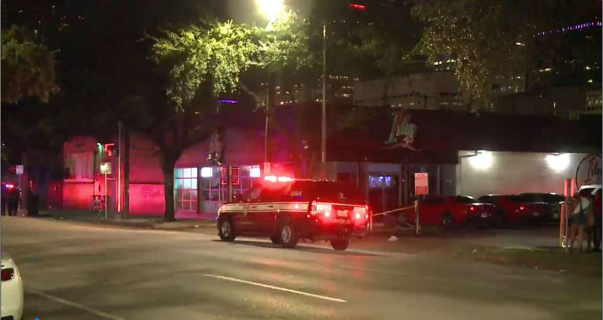 A man was reportedly shot in the stomach overnight at Engine Room night club. The man was shot around 2 a.m. in the 1500 block of Pease Street, according to the Houston Police Department.