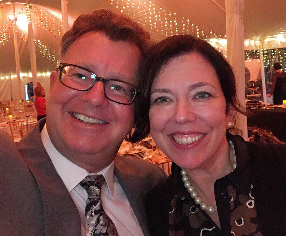 Were you Seen at The Hyde Collection's Celebrating Our Shared Legacy Gala, an annual fundraiser for the Museum, at The Hyde Collection in Glens Falls on Friday, October 6? Photo: The Hyde Collection