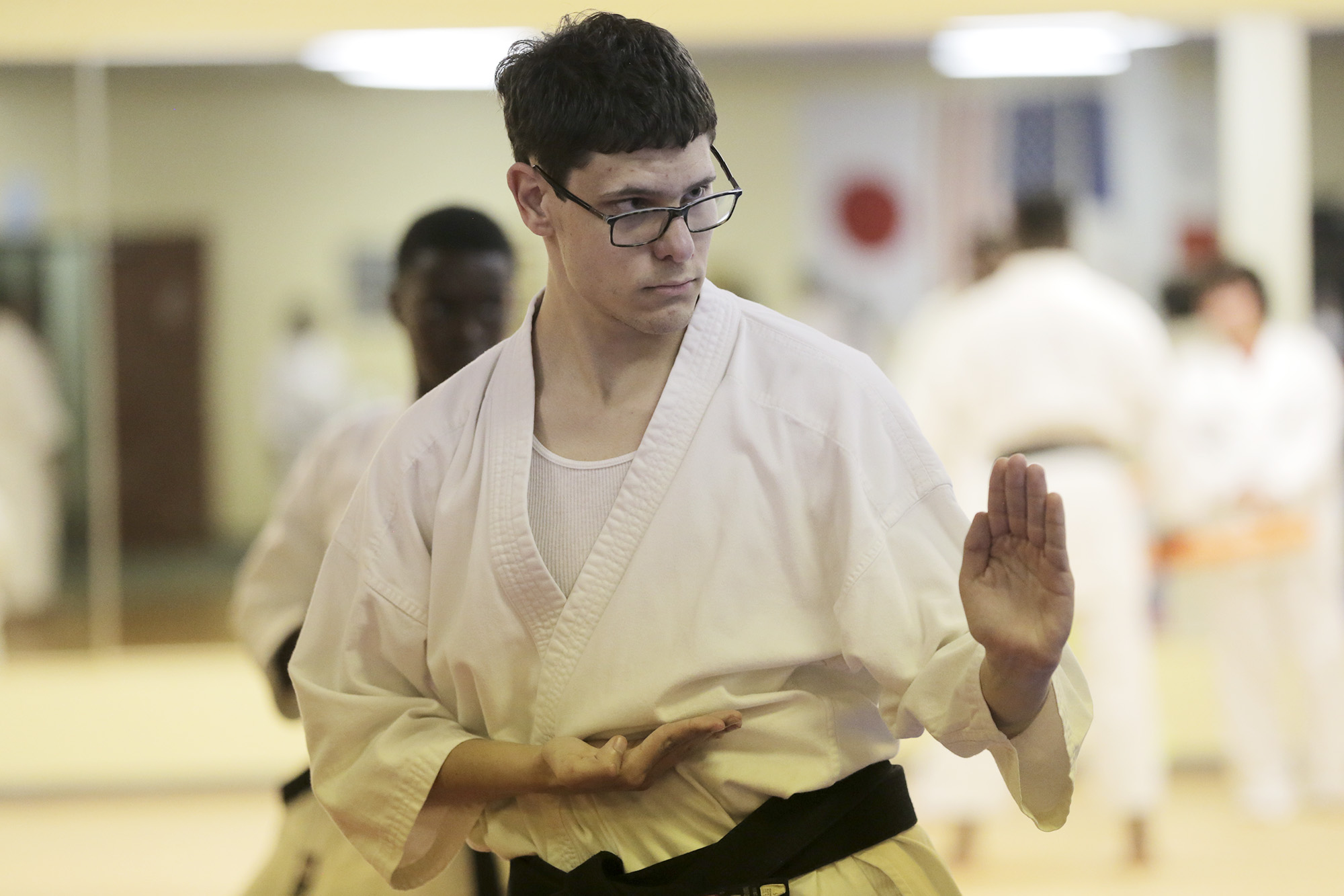 He's got the chops: 21-year-old with autism earns second-degree