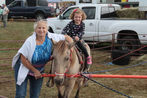 Thousands of visitors came out Saturday to the 161st annual Harwinton Fair. The fair is a 3-day event featuring food, games, rides, exhibits and competitions.