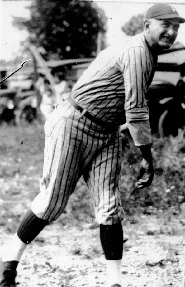 FILE - This is an undated file photo showing Shoeless Joe Jackson. In 1917, two years before their scandalous appearance in the 1919 World Series, the White Sox beat the Giants in the World Series and Jackson batted .301. (AP Photo/File) ORG XMIT: NY152 / Copyright 2017 The Associated Press. All rights reserved.