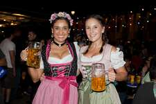 A good old fashioned sudys time was had to celebrate German culture as Oktoberfest kicked off Friday night, Oct. 6, 2017, at Beethoven Maennerchor.