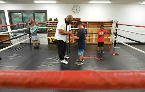 Norwalk PAL Boxing program is a hit - The Hour