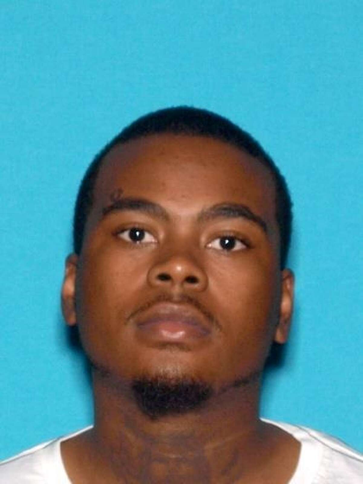 The suspects sought in the Amber Alert for 2-year-old Jalanie Fortson are Javonn Fortson (pictured), Lipine Faafui, and an unknown third female suspect.