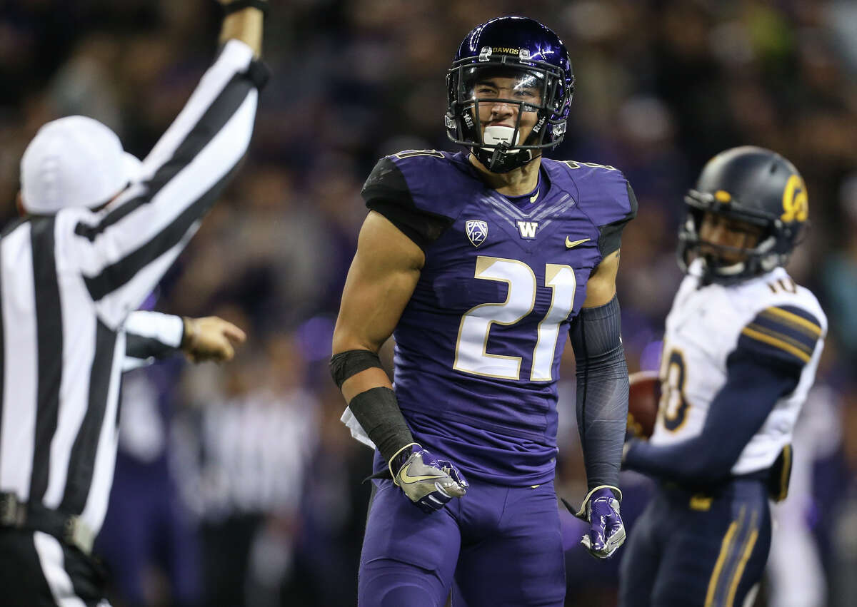 SAFETY TAYLOR RAPP, WASHINGTON  Playing in the Seahawks' backyard with UW the last three seasons, Taylor Rapp came into his own as one of the best safeties in the nation. The three-year starter is a thumper in the box, strong against the run and is extremely consistent. He's one of the safest picks at the position of any player in the upcoming draft.  Rapp makes up for any lack of elite athleticism/physical tools he may have with his superior pursuit skills and football IQ. He'd be a nice addition to Seattle's safety corps to compete with Tedric Thompson and Delano Hill for starting time alongside Bradley McDougald. The Seahawks have likely already benefited from a close examination of his game.
