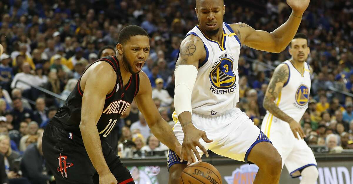 Eric Gordon says defensive rebounding is a key focus for the Rockets this season.