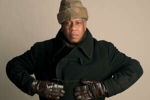 Photo of Andre Leon Talley  Courtesy of Timothy Greenfield-Sanders Ran on: 09-10-2006 Designer Betsey Johnson on the cover.