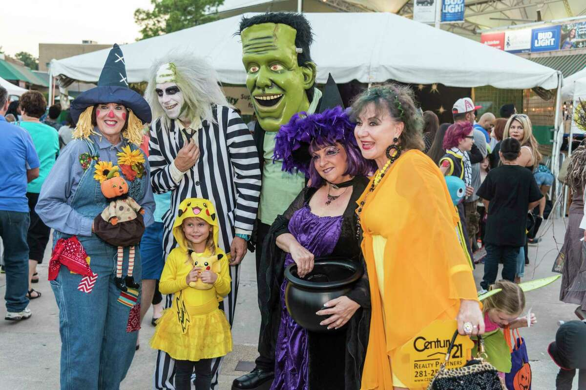 Everyone is gravely encouraged to dress up in their Halloween costume for a chance to walk on stage during the upcoming Hocus Pocus Pops concert at the Cynthia Woods Mitchell Pavilion on Oct. 13.