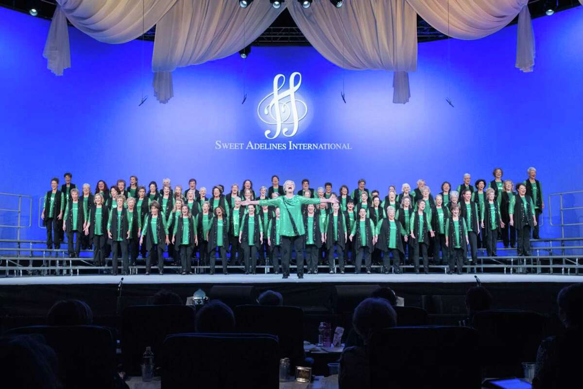 The Woodlands Show Chorus is looking for new members in advance of its 2018 competition. An open house will take place on Oct. 23 in the Atrium at Grace Crossing Church, 105 FM 1488 (just west of I-45), from 6:30 to 10 p.m.
