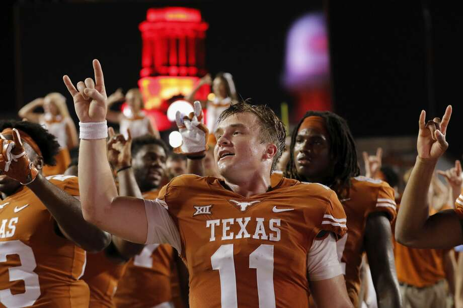 For Tom Herman Mum S The Word On Texas Qb Situation The