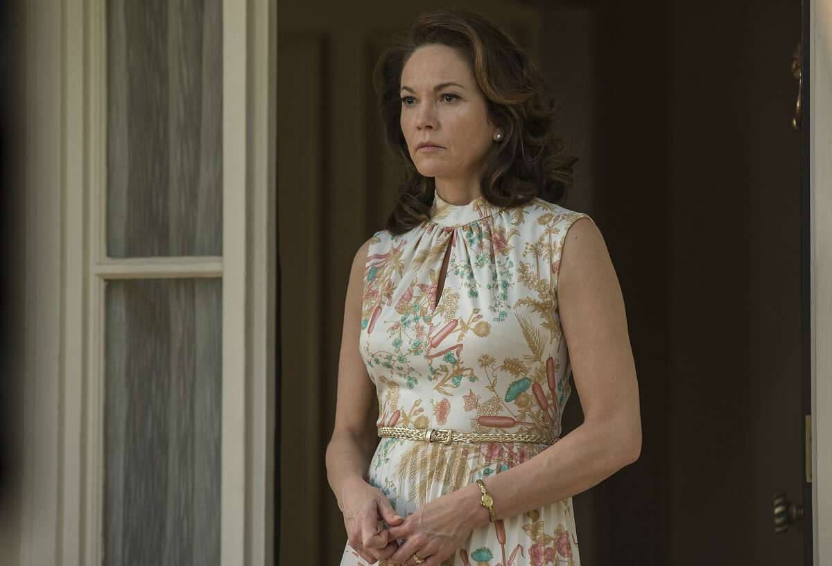 """This image released by Sony Pictures Classics shows Diane Lane in """"Mark Felt: The Man Who Brought Down the White House."""" (Bob Mahoney/Sony Pictures Classics via AP)"""