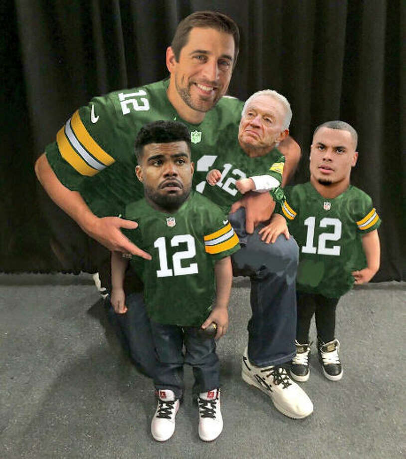 Source: TwitterBrowse through photos for all the best memes from Week 5 in the NFL. Photo: Twitter