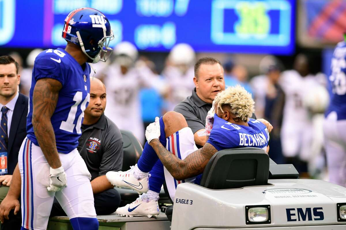 30. NY Giants 0-5 | Last week: 27 The Giants' embarrassing ineptness is going national with a Sunday night game at Denver. They don't seem to have much hope remaining.
