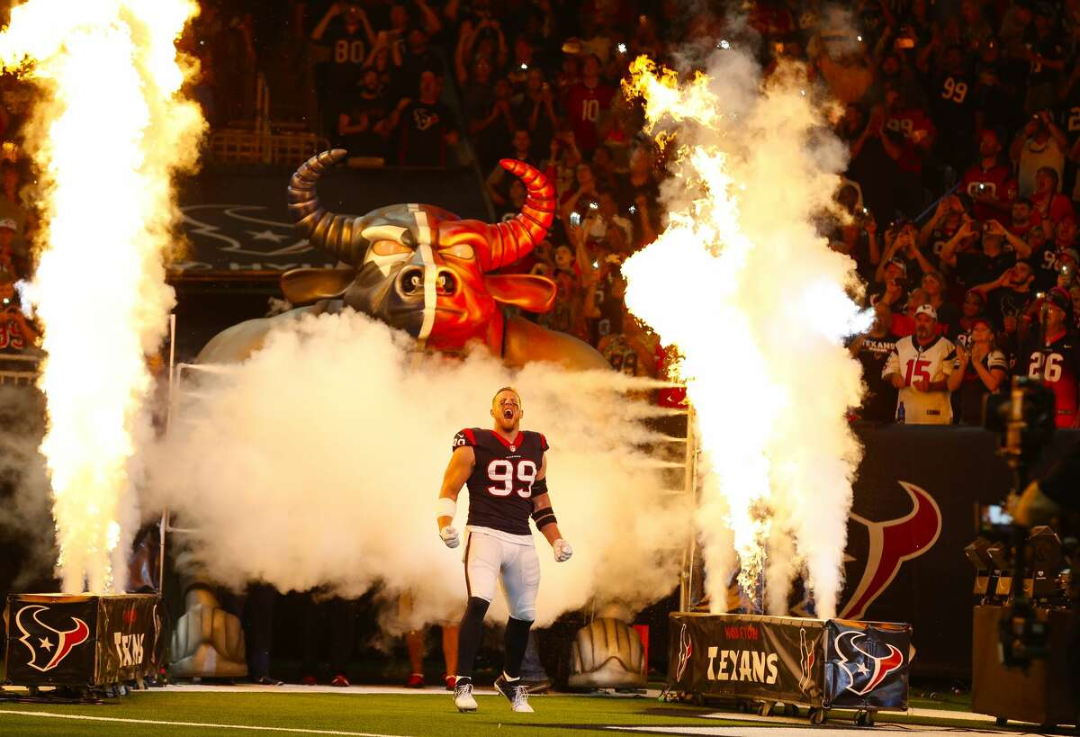 Houston Texans' J.J. Watt