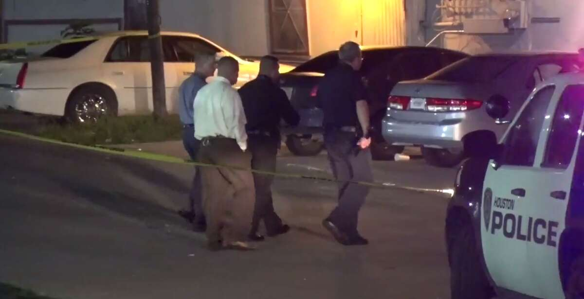 Five people are injured after a drive-by shooting early Monday at a South Union club. (Metro Video)