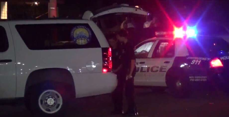 Five people are injured after a drive-by shooting early Monday at a South Union club. (Metro Video) Photo: Metro Video