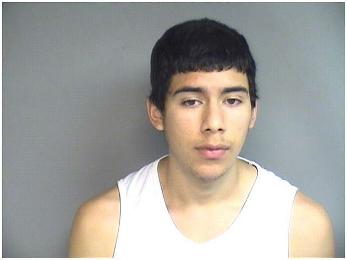 Bryan Alfaro, 19, of Stamford, was charged with carjacking early Monday morning.