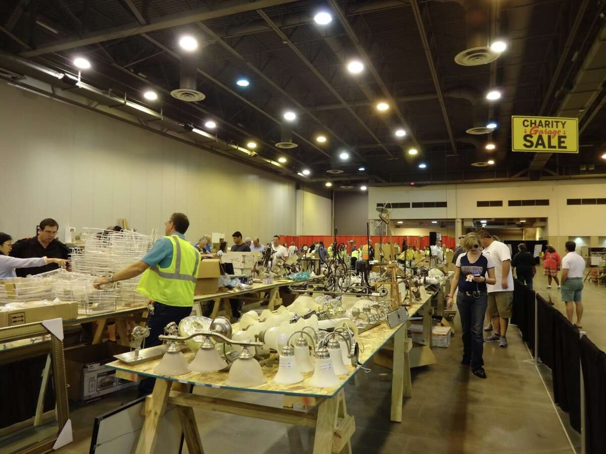 The Remodelers Council of the Greater Houston Builders Association will be selling heavily discounted products at its 10th Annual Charity Garage Sale at the Texas Home and Garden Show.