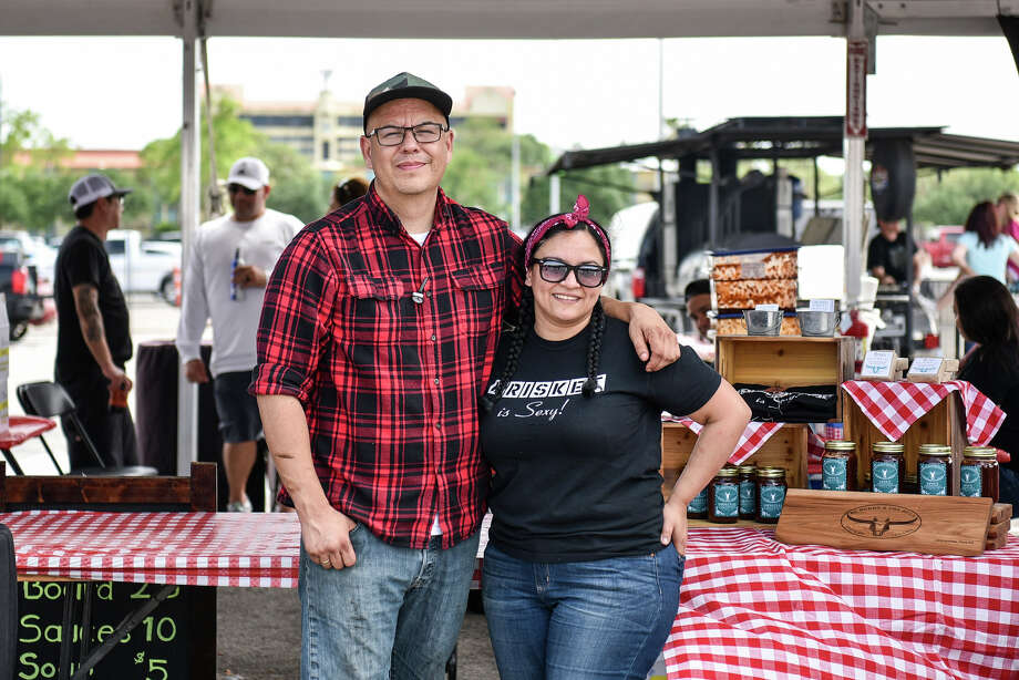 John and Veronica Avila of El Burro & the Bull of Houston will open Henderson & Kane General Store in the old Sixth Ward in Houston in January 2018. Photo: Robert J. Lerma