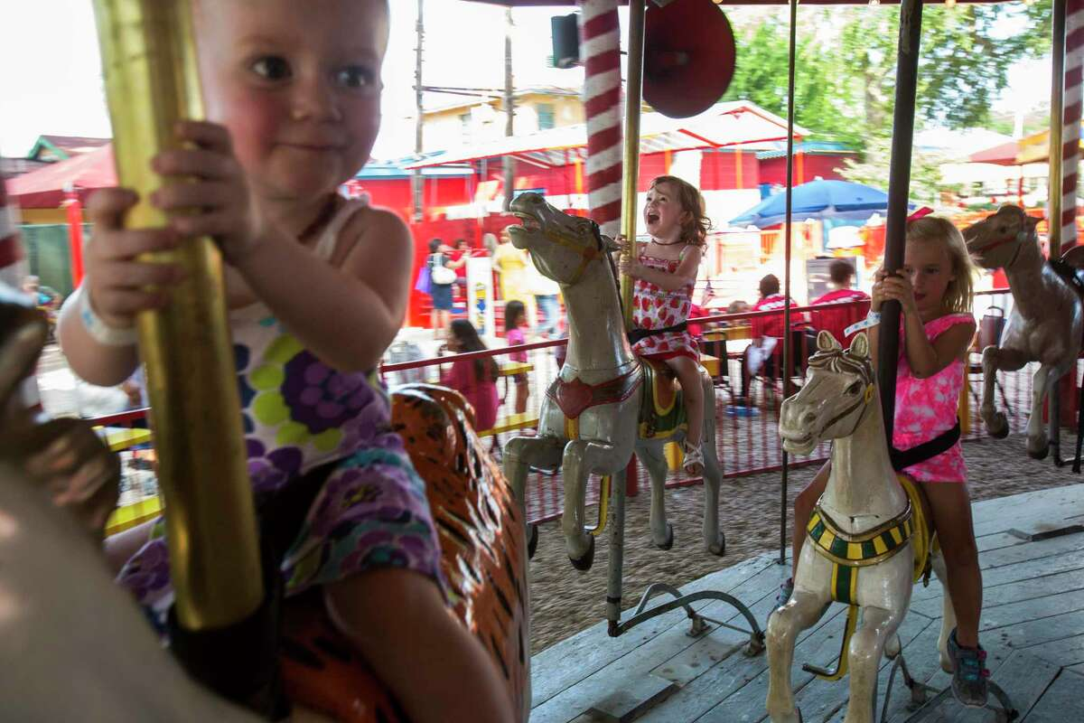 After more than 90 years on Broadway, Kiddie Park will move next to the San Antonio Zoo, with July 4, 2019, marking its final day at its original location. Click through the slideshow for some fun historical facts about the park and a look at the San Antonio icon over the decades >>>