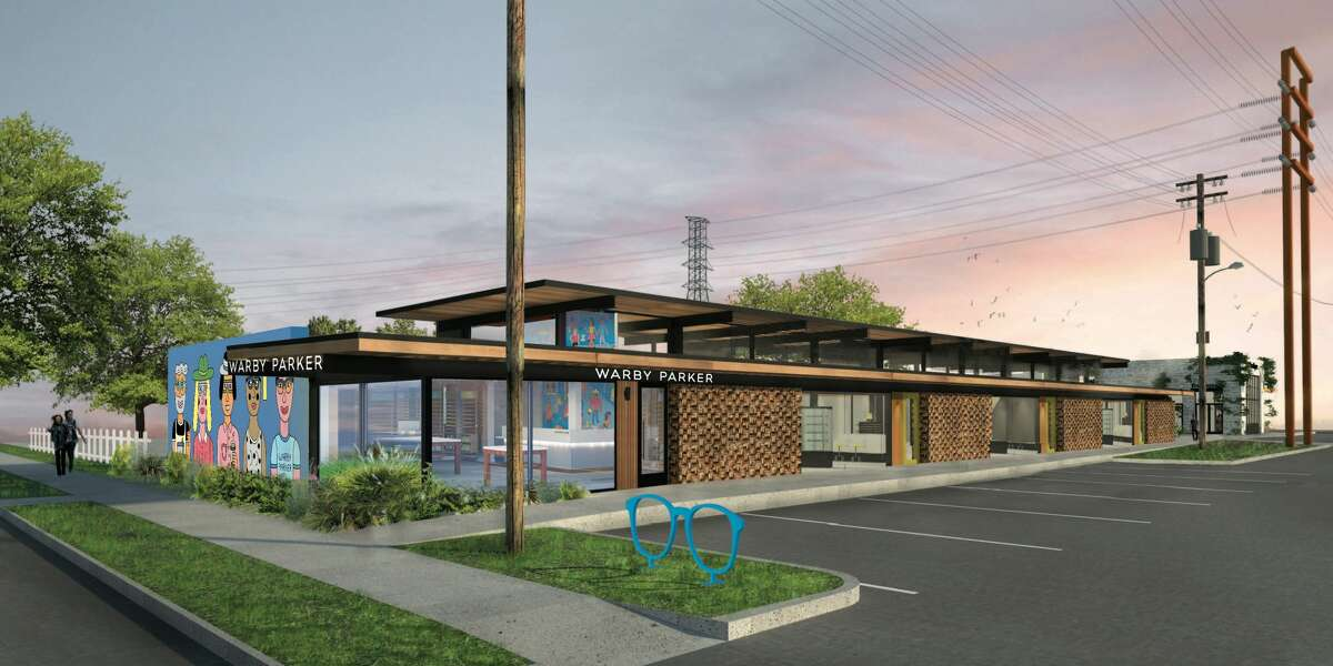 Warby Parker Heights Mercantile is now open in Houston in the Heights at 645 Heights Blvd.