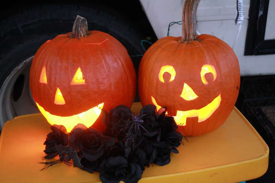 $9.1 BillionTotal estimated Halloween spending in 2017 (up from $8.4 billion in 2016)Source: National Retail Federation and Prosper Insights & Analytics Photo: Rich Harp/For The Tribune