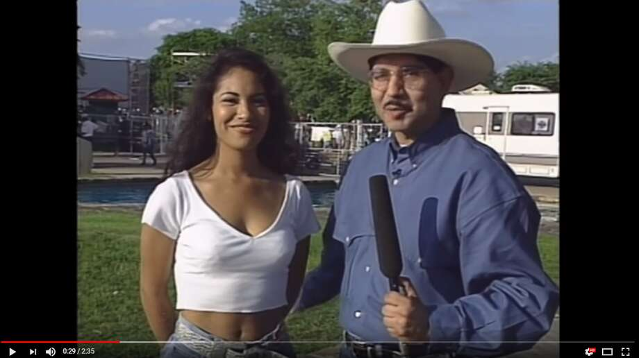 Last week, a video showing the beloved Selena chatting away with a TV crew at downtown San Antonio's Hemisfair Park resurfaced after more than 20 years, enamoring fans across the country.