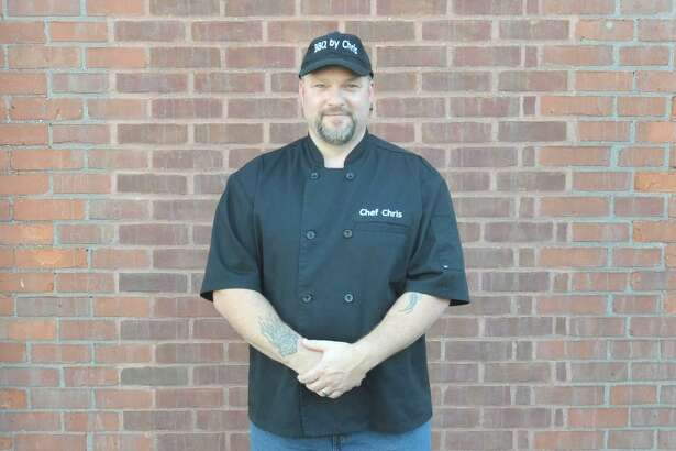 """Chris Durham is hoping to turn his passion into his full-time job as he runs """"BBQ by Chris"""" out of Winsted."""