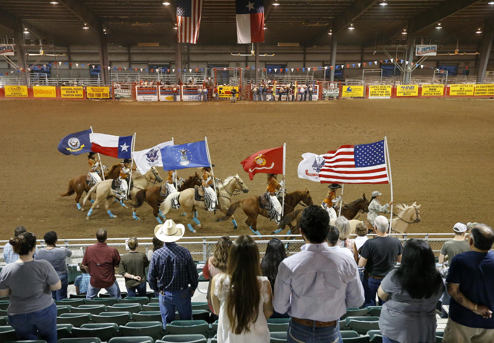 Scholarship rodeo: Archaic sport embraces realism