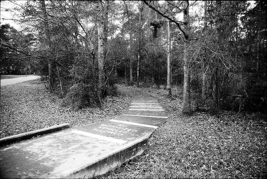 A hike and bike trail in The Woodlands. Photo: Frederick Steiner