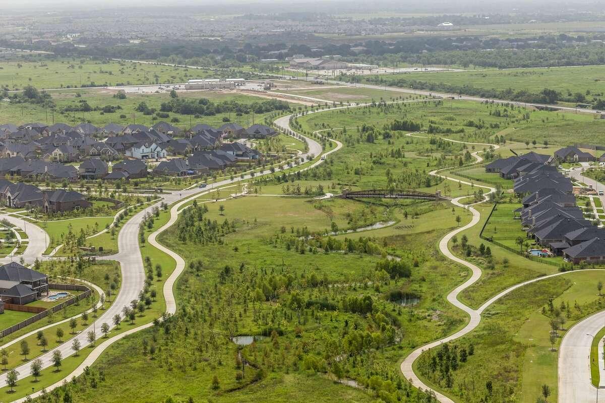 Cross Creek Ranch, a master-planned community in Fulshear.