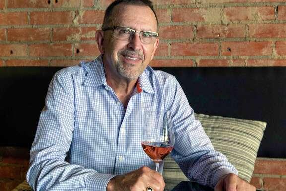Russ Kane,  the Texas Wineslinger