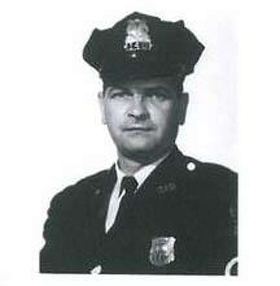 Longtime Greenwich police detective John Fox died Oct. 4. Photo: Contributed Photo