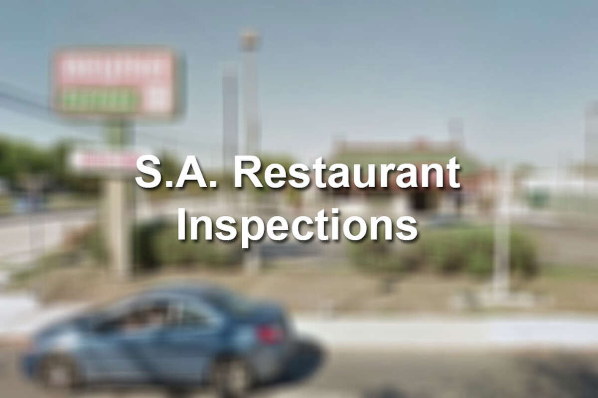 Three River Walk restaurants and a Pearl hot spot made the list of dirty restaurant inspections on the week ending Oct. 7, 2017.