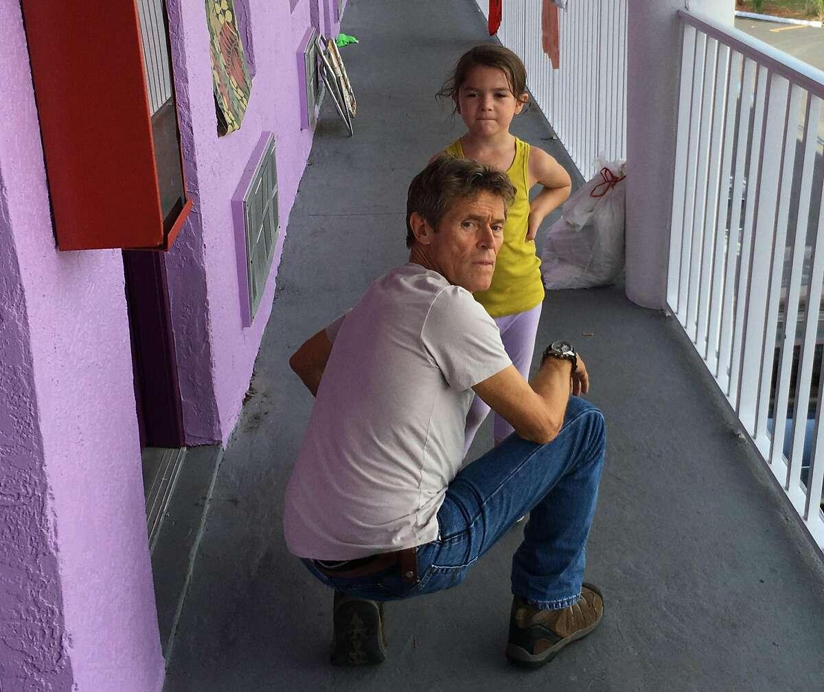 "Willem Dafoe in ""The Florida Project."" (Marc Schmidt)"