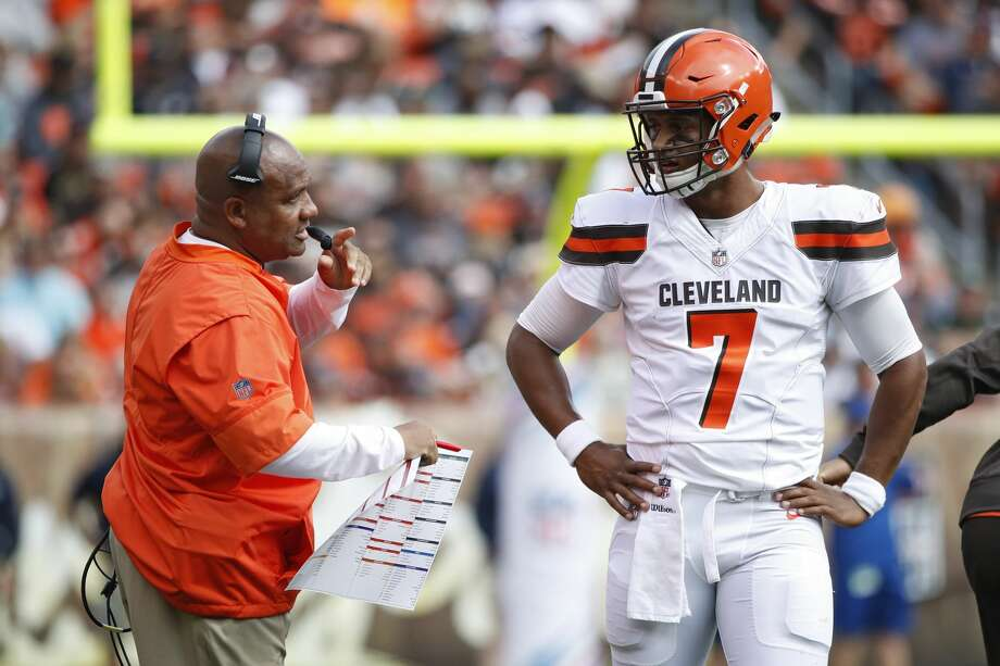 32. Cleveland Browns (0-5)Previous: 32A season that started with so much optimism has been a nightmare so far. Rookie DeShone Kizer may have already lost his starting job. Photo: Joe Robbins/Getty Images