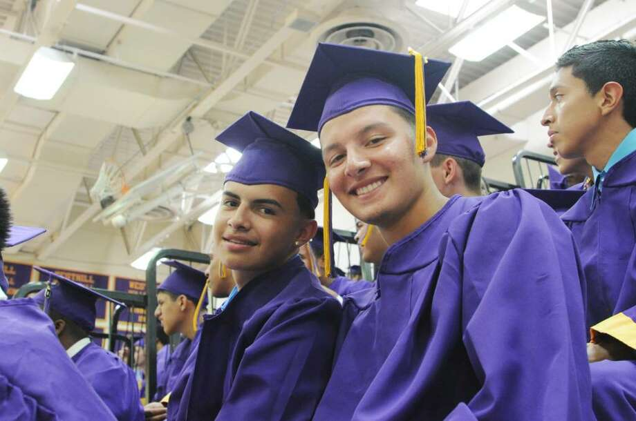 Westhill High School Class of 2010 Commencement Thursday, June 24, 2010. Photo: Keelin Daly / Stamford Advocate